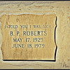 No one believed Miss Roberts when she complained yet again of feeling unwell.   