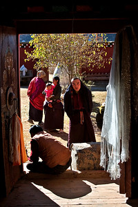 King Gesar's Birthplace-Kham