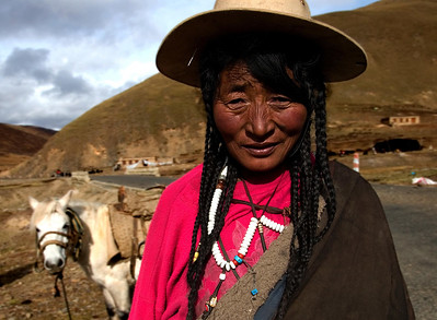 Nomad Woman-Litang