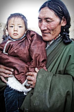 Sershul Father and Child