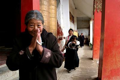 Ganzi Blessing