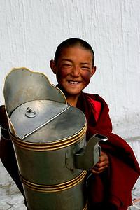 Ser Monastery Boy, Aba