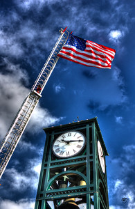 Deville Clock Tower with American Flag 0701_2_3_tonemapped FINAL signed