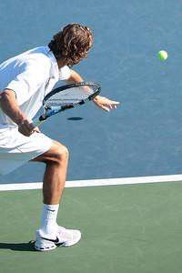 US Open 2008, qualifying round.