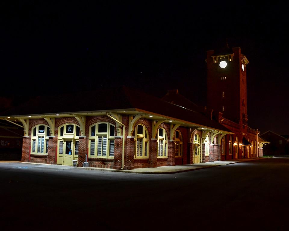 Kingsport Train Station