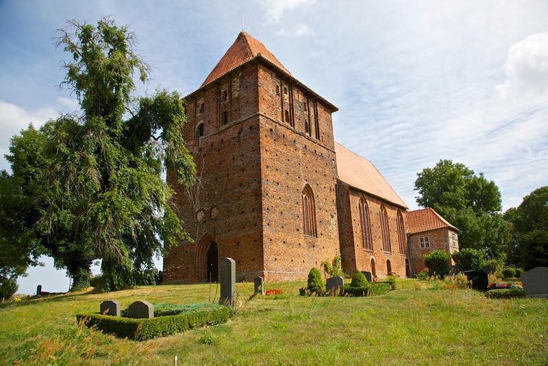 Dorfkirche zu Hohenkirchen 4