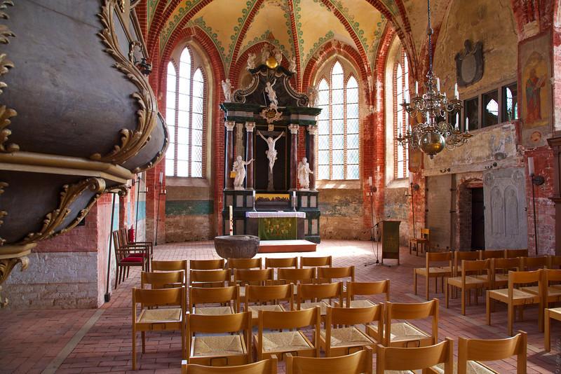 Dorfkirche zu Hohenkirchen 8