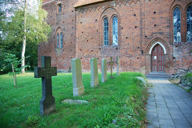 Dorfkirche St. Thomas Damshagen 2