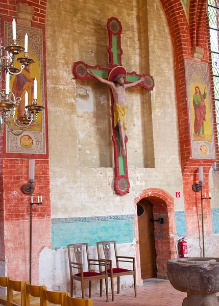 Dorfkirche zu Hohenkirchen 9