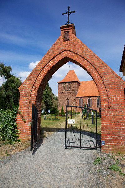 Dorfkirche zu Hohenkirchen 13