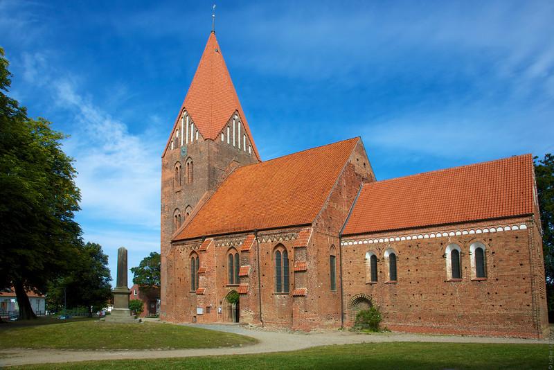 Dorfkirche St. Marienkirche zu Klütz 1