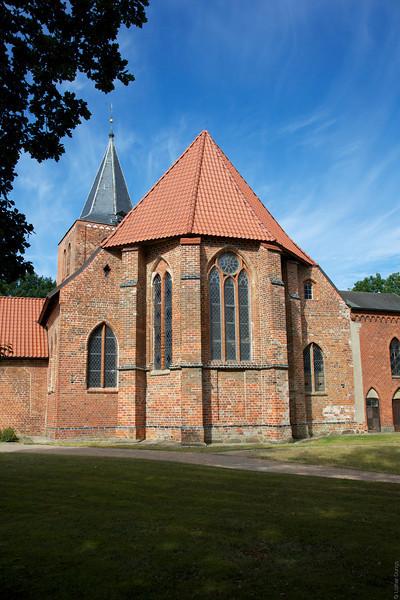 Dorfkirche St. Laurentius zu Kalkhorst 2