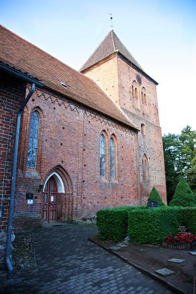 Dorfkirche St. Thomas Damshagen 4