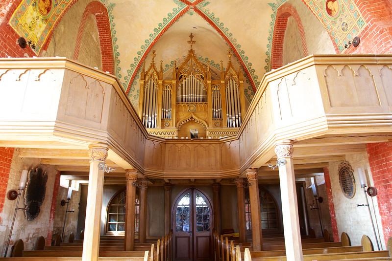 Dorfkirche zu Hohenkirchen 11
