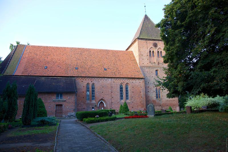 Dorfkirche St. Thomas Damshagen 5