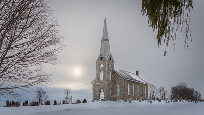 St. Columba Presbyterian Church Kirk Hill Ontario