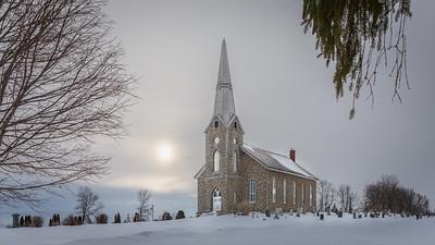 St. Columba Presbyterian Church Kirk Hill Ontario