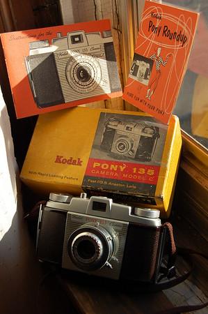Kodak Pony 135 Model C Test