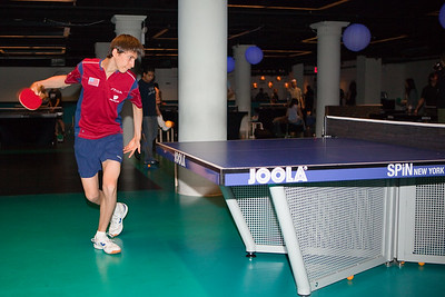 1/12 Ping Pong @ SPiN