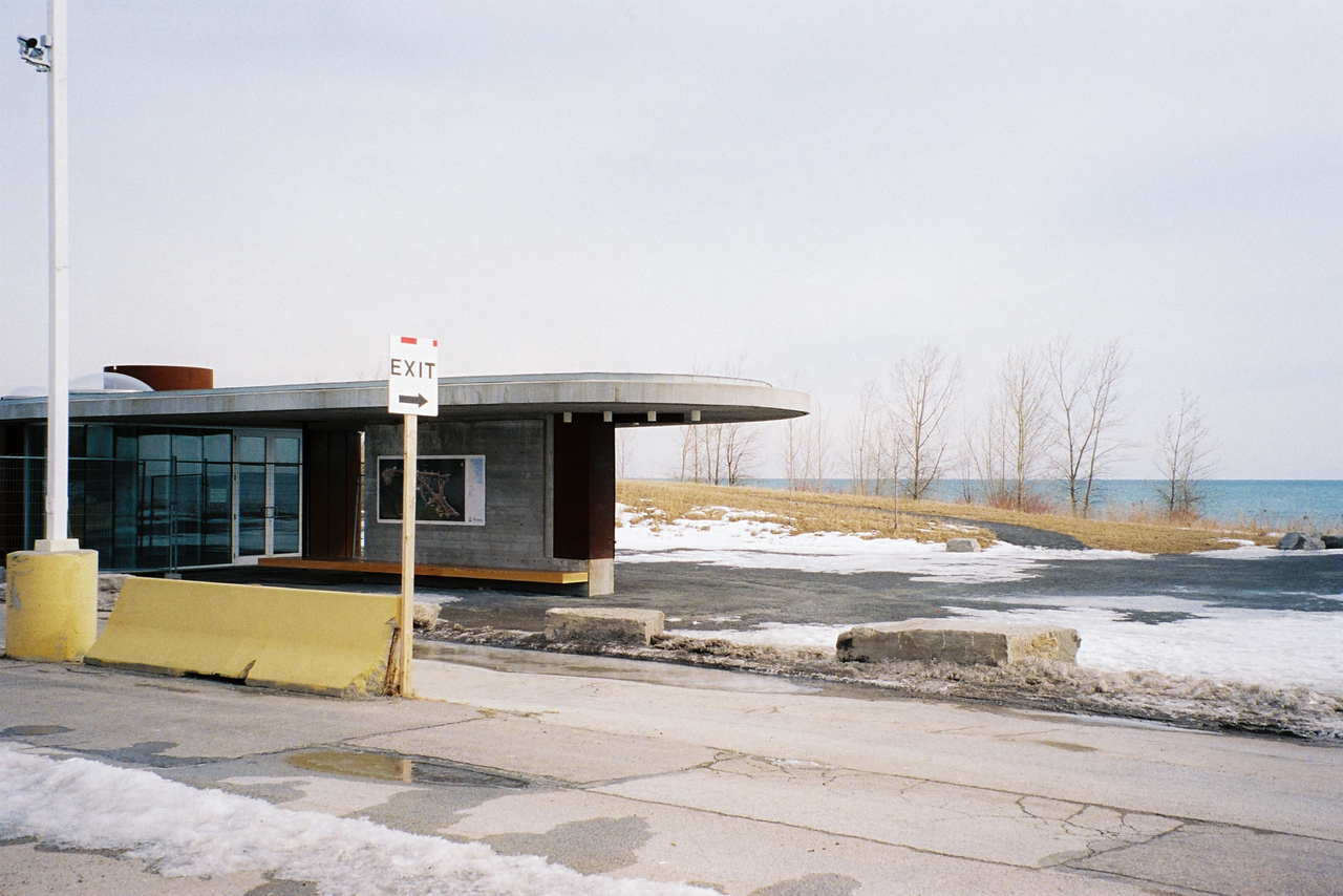 Tommy Thompson Park // Station