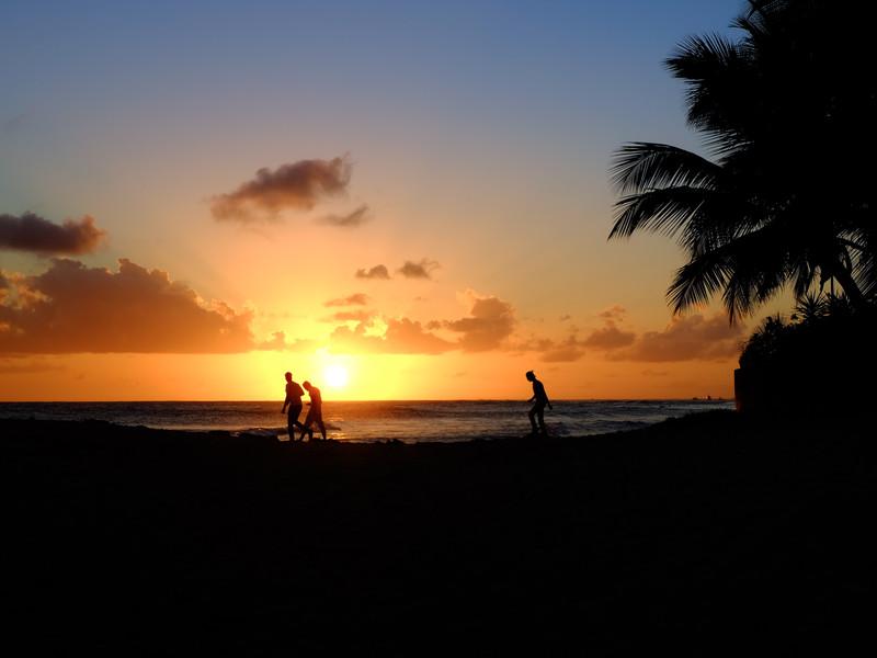 Barbados // 01