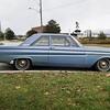 1965 Blue Mercury Comet // 01