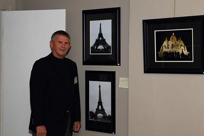 L'Alliance Francaise de Houston Exhibit March 1, 2012 photos  by David Billingsley