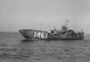 LCT-1463<br /> <br /> Date: Unknown (late 40s-early 50s)<br /> Location: San Francisco Bay<br /> Source: Nobe Smith - Atlantic Fleet Sales