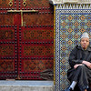 <h4>Taking A Break</h4>Fes, Morocco