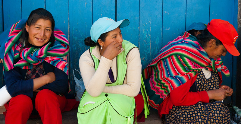 <h4>Trio</h4>Cusco, Peru