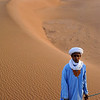 <h4>All Alone</h4>Sahara Desert, Morocco