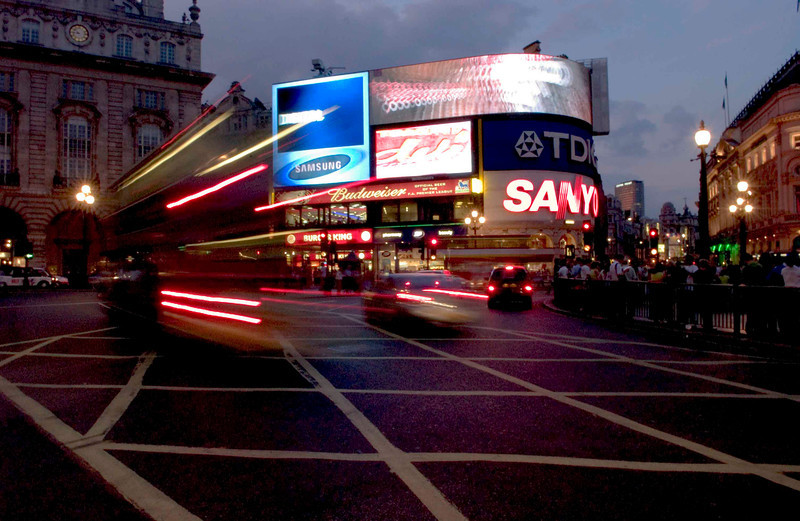 <h4>Piccadilly</h4>London, England