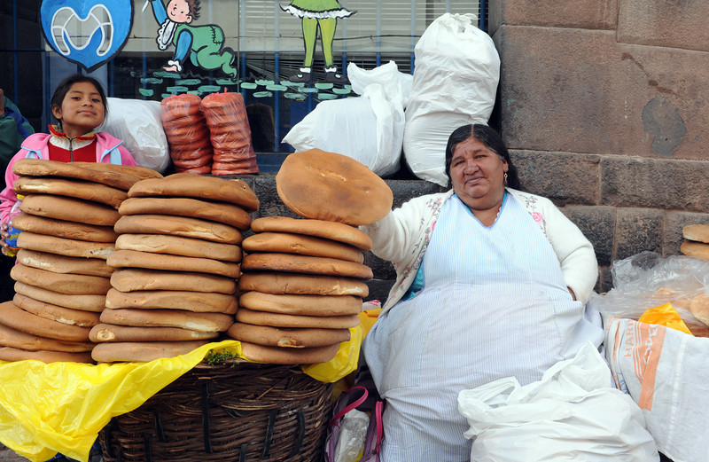 <h4>All Stacked Up</h4>Cusco, Peru