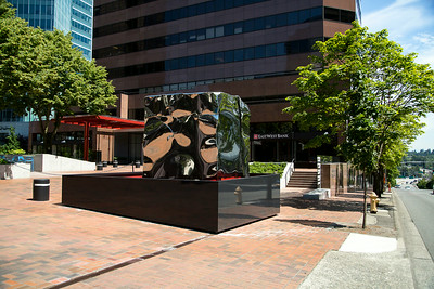 Bellevue Art: Architectural, 3D sculptures, Metal, Paintings, Glass, murals, etc...