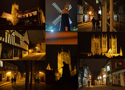 Such a wide variety of things to photograph within a few minutes walk of each other in the old part of Lincoln