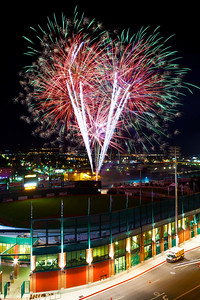 2Aces Fireworks Display Friday Night Reno NV