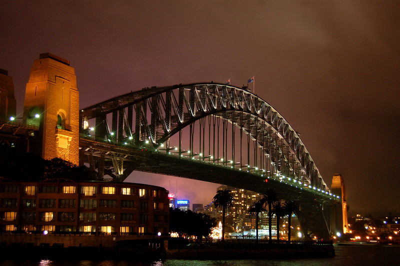 Sydney Harbour Bridge - Sydney, Australia