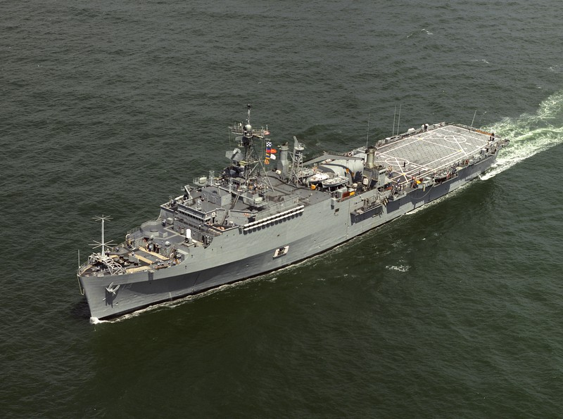 USS Trenton (LPD-14)