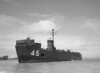 USS LSM(R)-45<br /> <br /> Date: 1946<br /> Location: San Francisco CA<br /> Source: Nobe Smith - Atlantic Fleet Sales