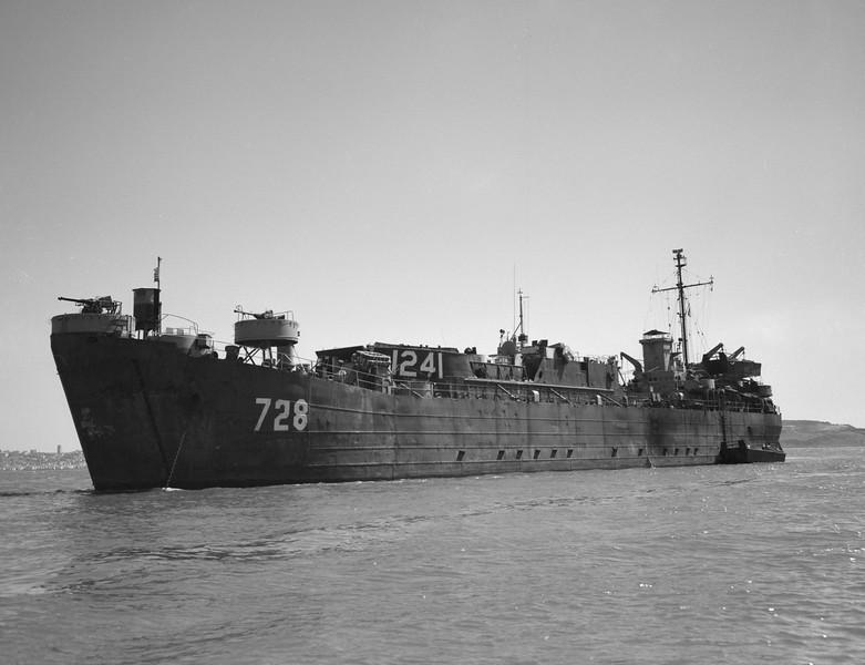 USS LST-728