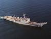 USS Manitowoc (LST-1180)<br /> <br /> Date: September 29 1987<br /> Location: Hampton Roads VA<br /> Source: Nobe Smith - Atlantic Fleet Sales