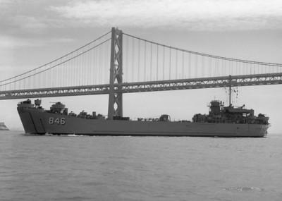 USS LST-846