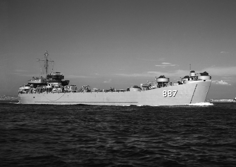 USS LST-887