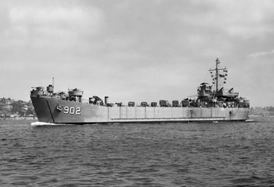 USS LST-902