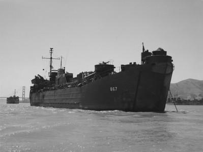 USS LST-867