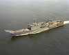 USS Manitowoc (LST-1180)<br /> <br /> Date: July 30 1976<br /> Location: Hampton Roads VA<br /> Source: Nobe Smith - Atlantic Fleet Sales