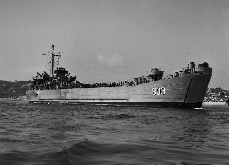 USS LST-803