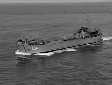 USS LST-854