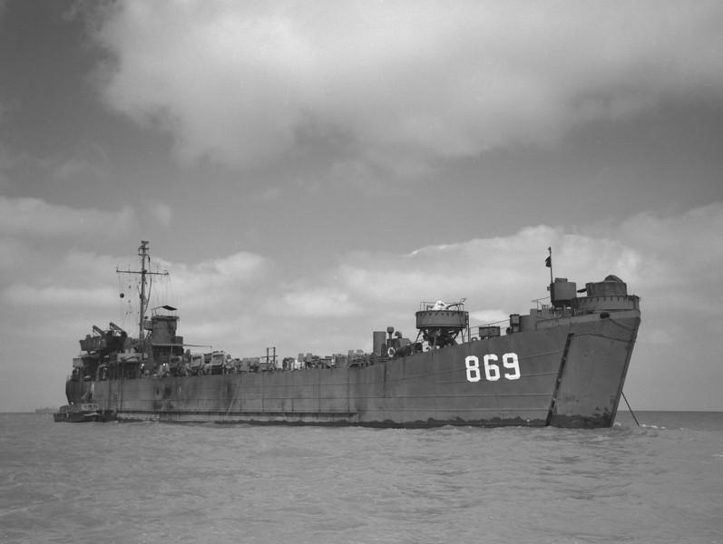 USS LST-869