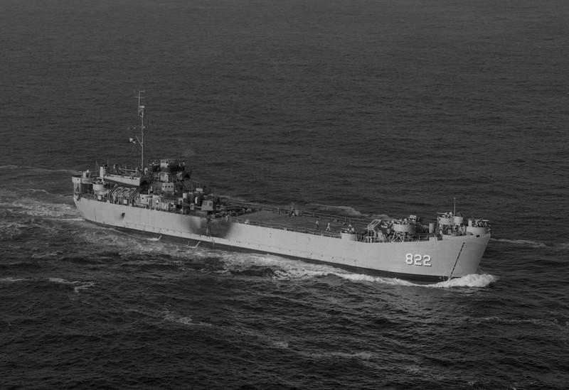 USS LST-822